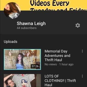 🎥Subscribe to my YouTube Channel